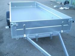 alumiinium haagis (bordet ja põhi)